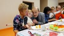 Dzień Babci i Dziadka u Modraczków