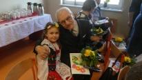 Dzień Babci i Dziadka u starszaków