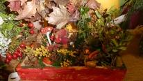 Jesienna Ikebana