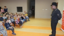 Kominiarz w przedszkolu