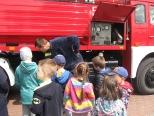 U naszych strażaków