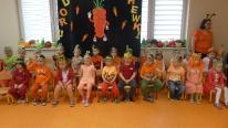 Urodziny marchewki