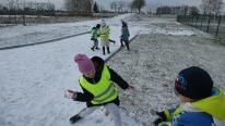 Zabawy na śnieżki